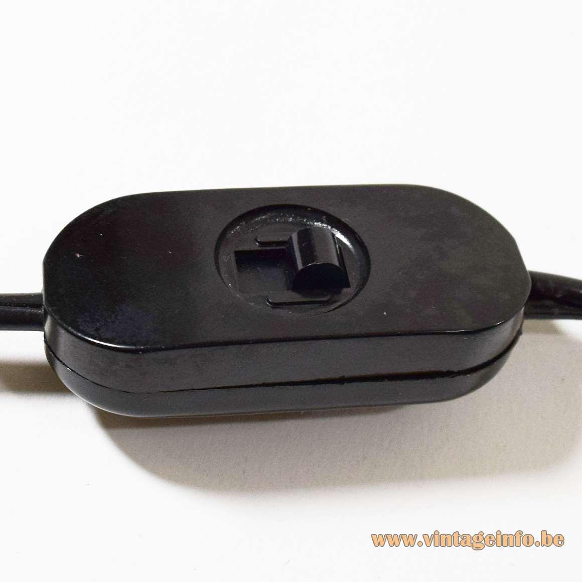 Stilnovo Lampiatta Table Lamp - VLM Compenents switch 450, design Achille Castiglioni