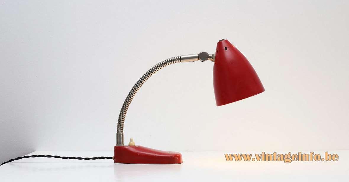 Hala Zeist Desk Lamp 13