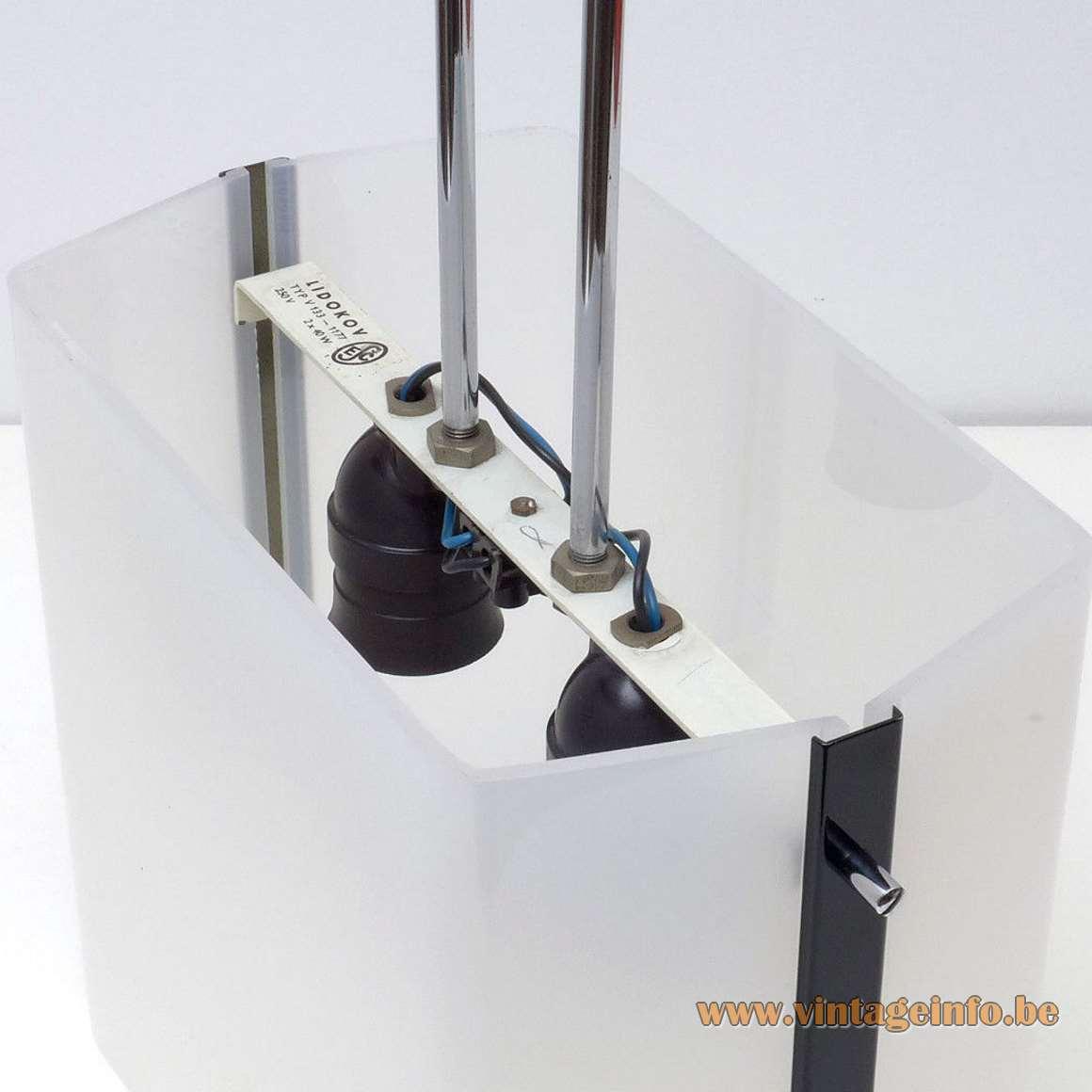 Lidokov Acrylic Pendant Lamp - L i d o k o v