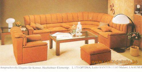 Martinelli Luce Serpente Floor Lamp - Vorbildlich Wohnen 6 - 1980 Hülsta