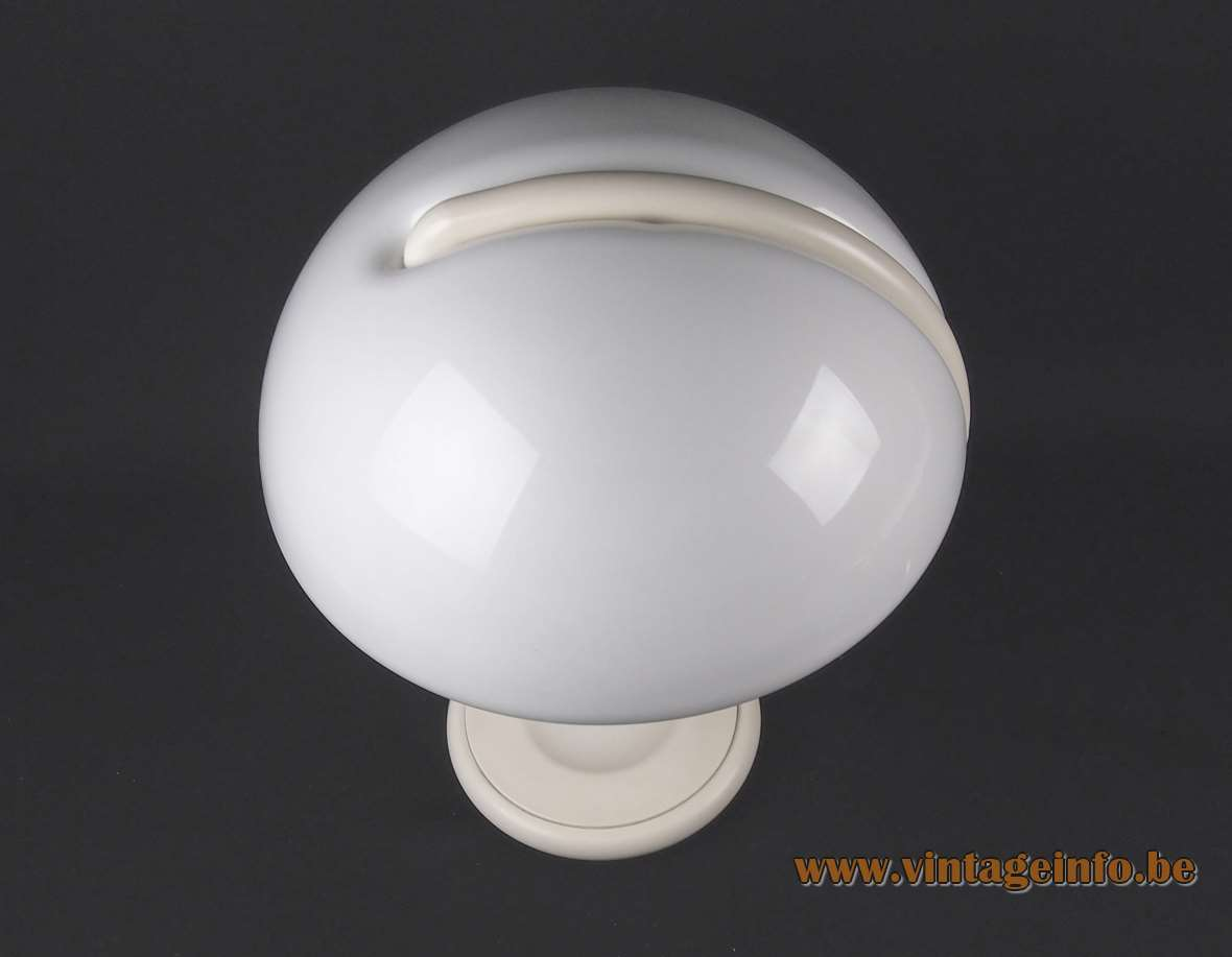 Martinelli Luce Serpente Table Lamp