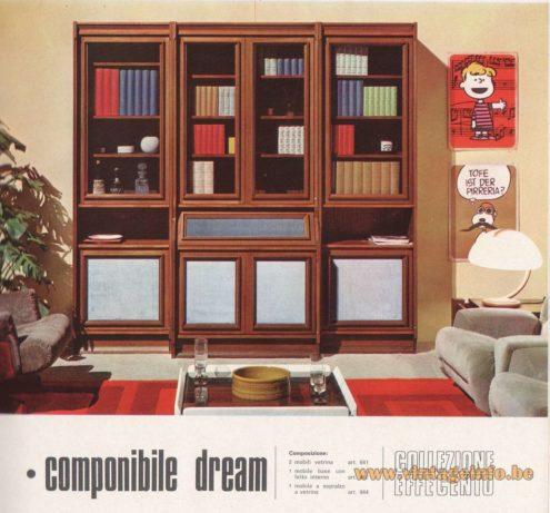 Martinelli Luce Serpente Table Lamp - Milano Salono Del Mobile - 22-29 September 1968 Catalogue 6