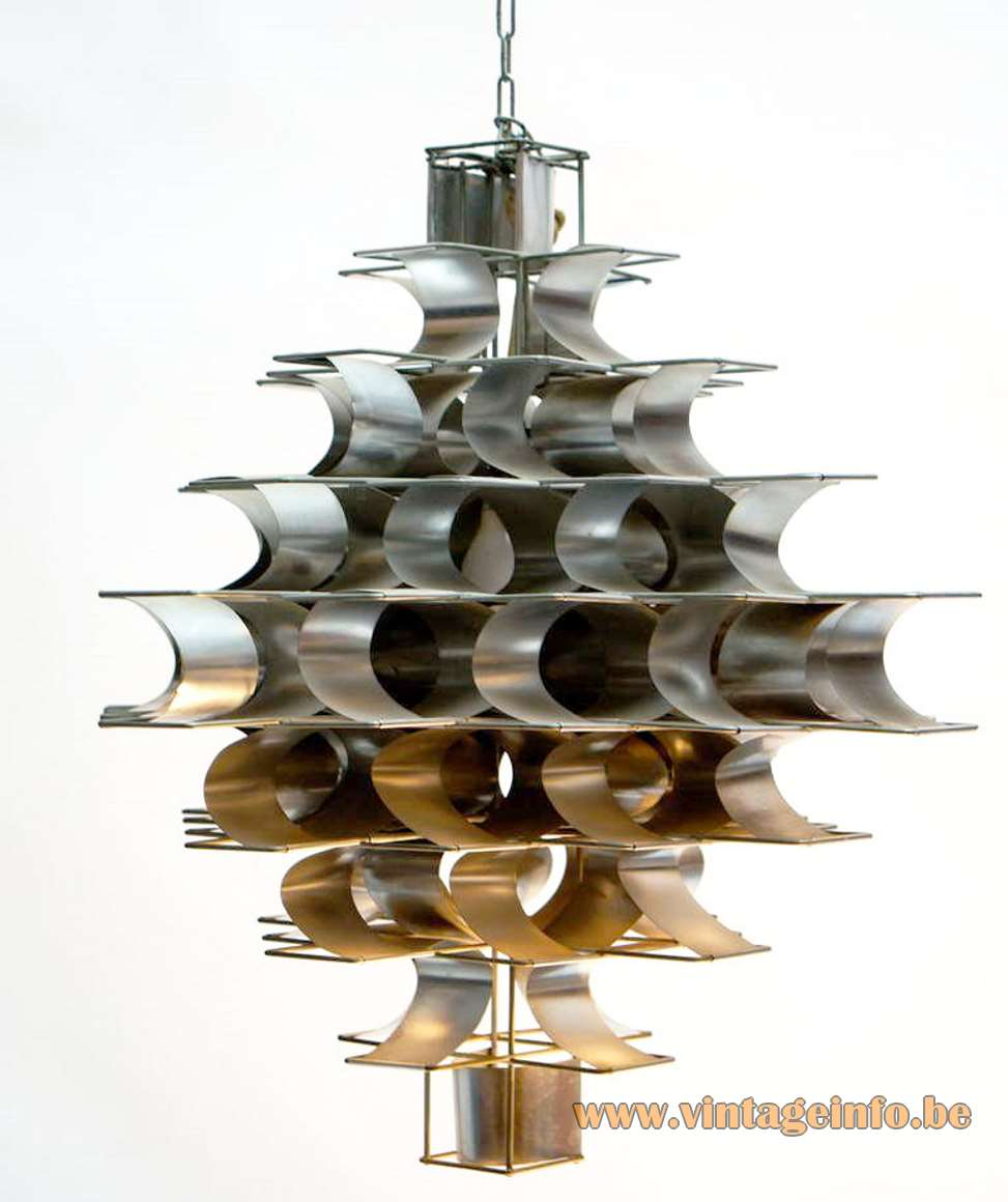 Max Sauze Cassiopeia Pendant Lamp