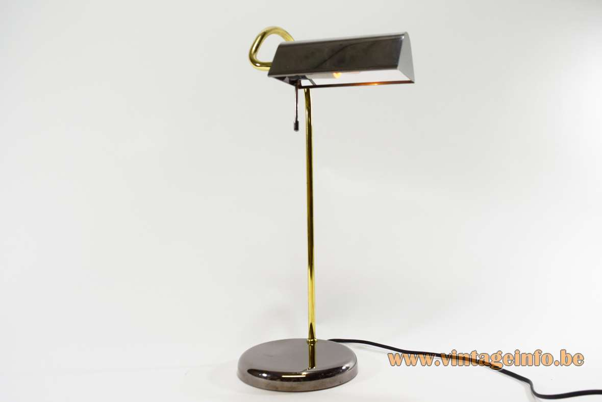 1980s Dimmable Desk Lamp
