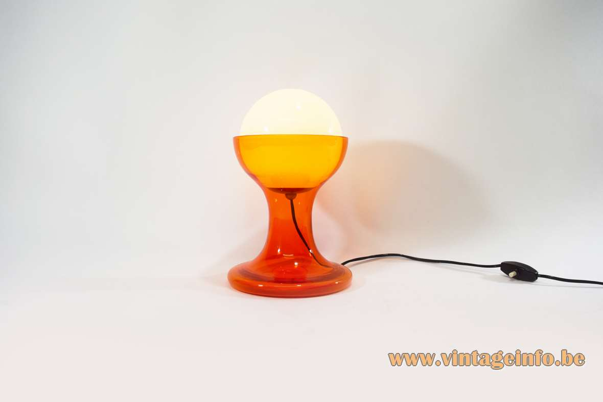 AV Mazzega LT216 Table Lamp