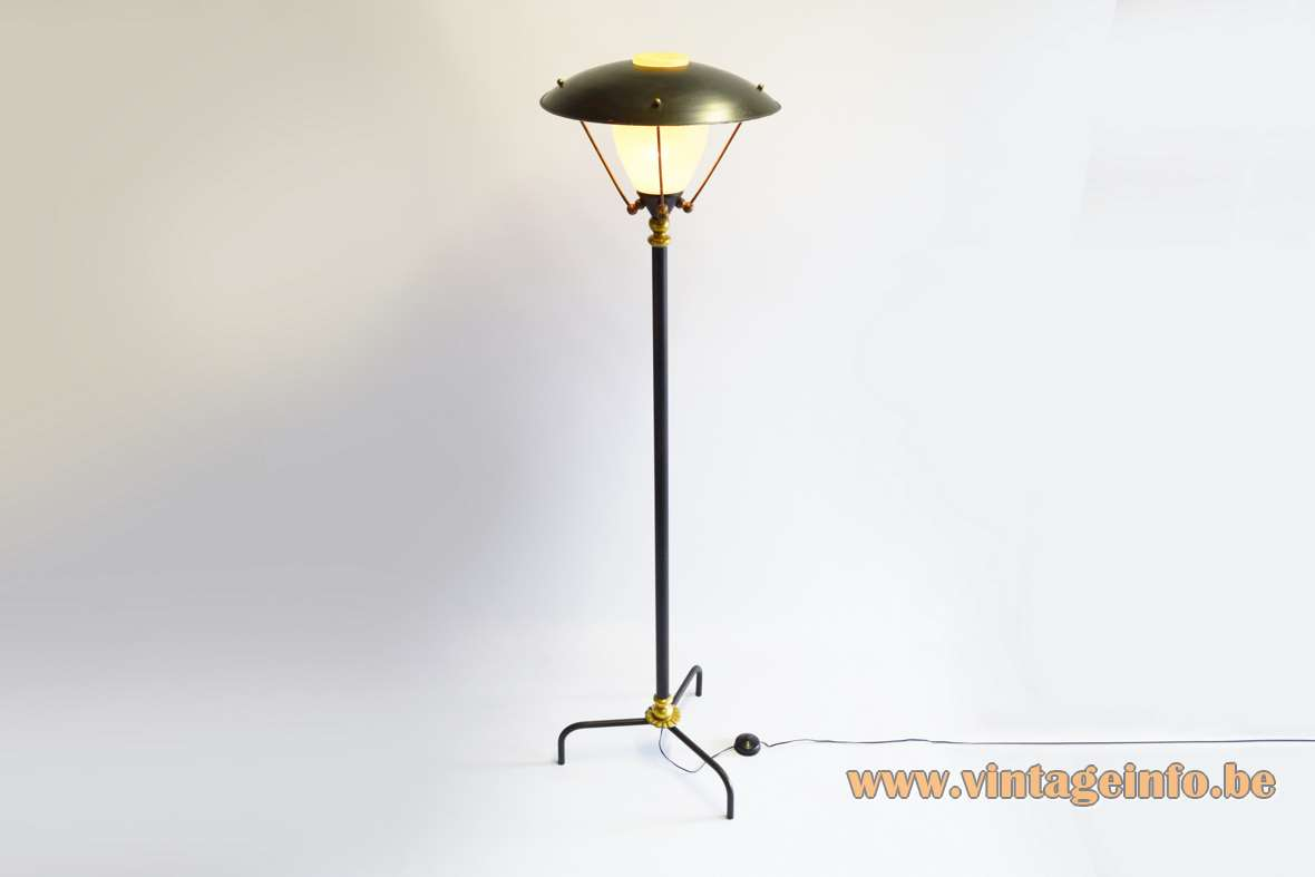 1950s Lamp Post Floor Lamp Vintage Info All About