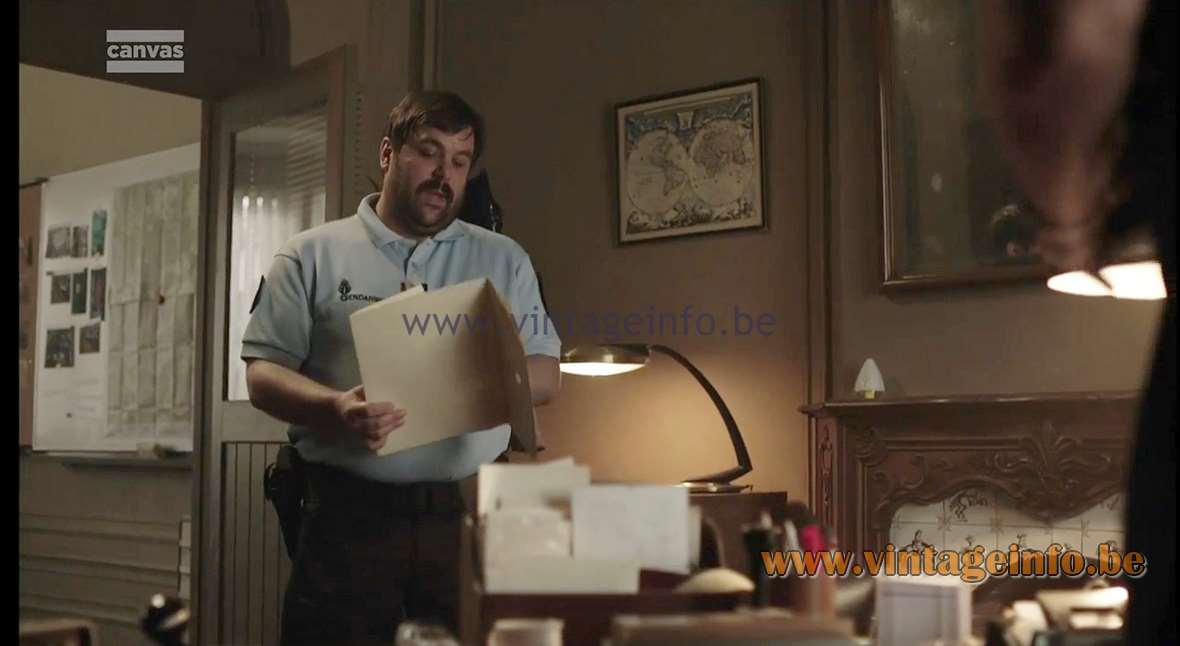 Fase Desk Lamp - La Fôret TV Series (2017)