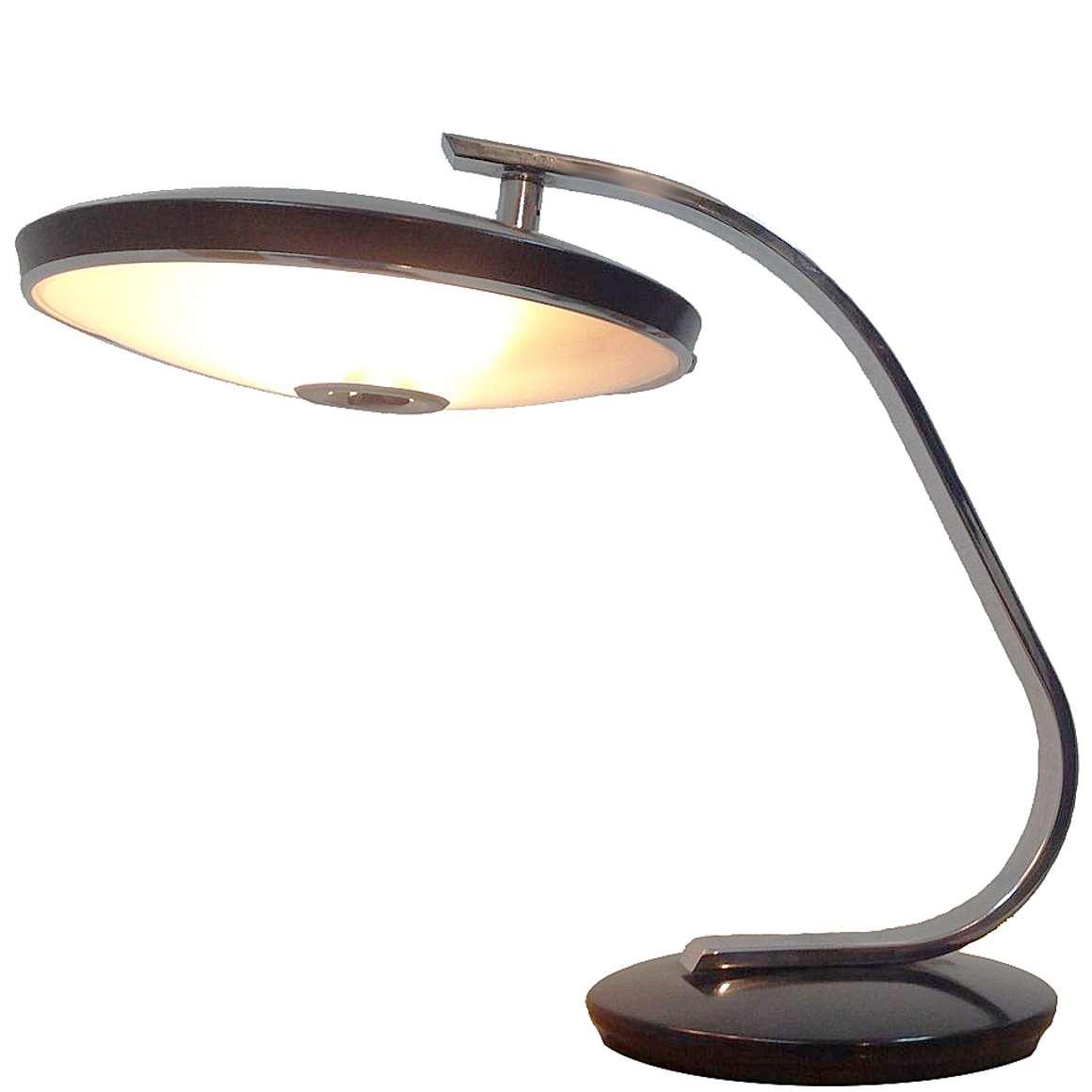 Fase Model 520-C Desk Lamp