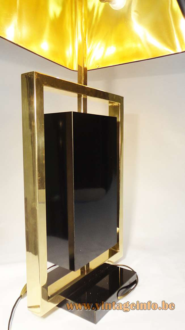 Philippe Cheverny ''Gold'' Table Lamp