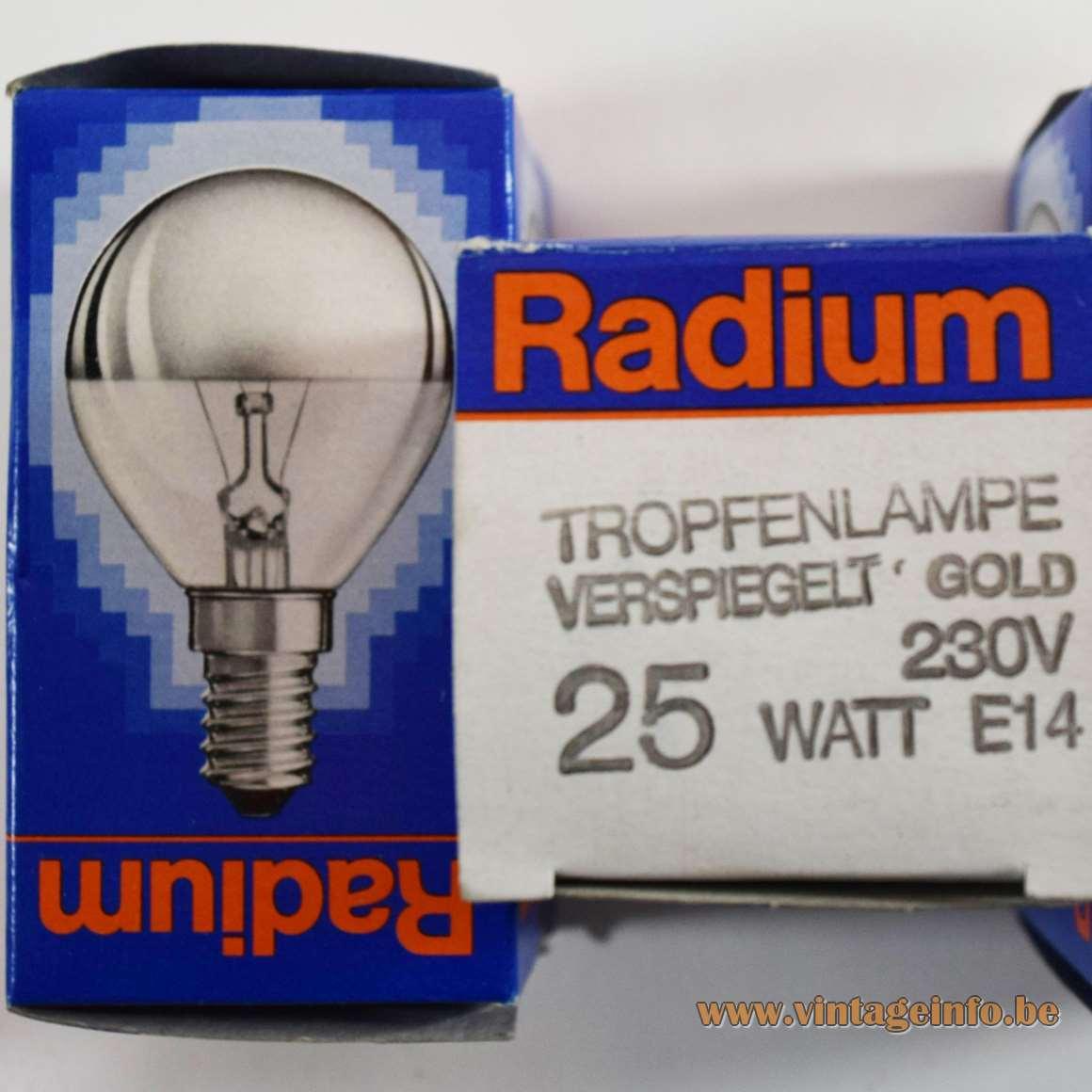 1960s Chrome Sputnik Chandelier - Radium Silver Capped Light Bulbs
