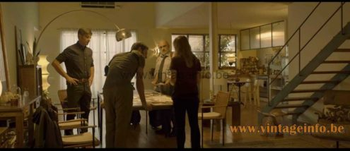 Poul Henningsen PH 5 pendant lamp used as a prop in the 2020 film Ofrenda A La Tormenta