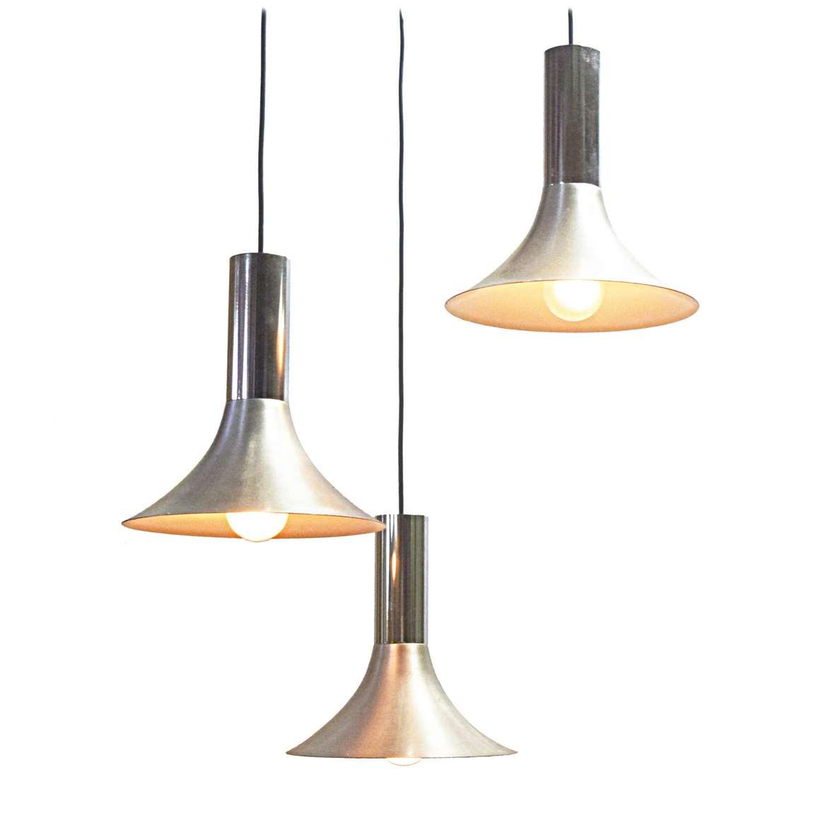 1960s Trumpets Pendant Lamp
