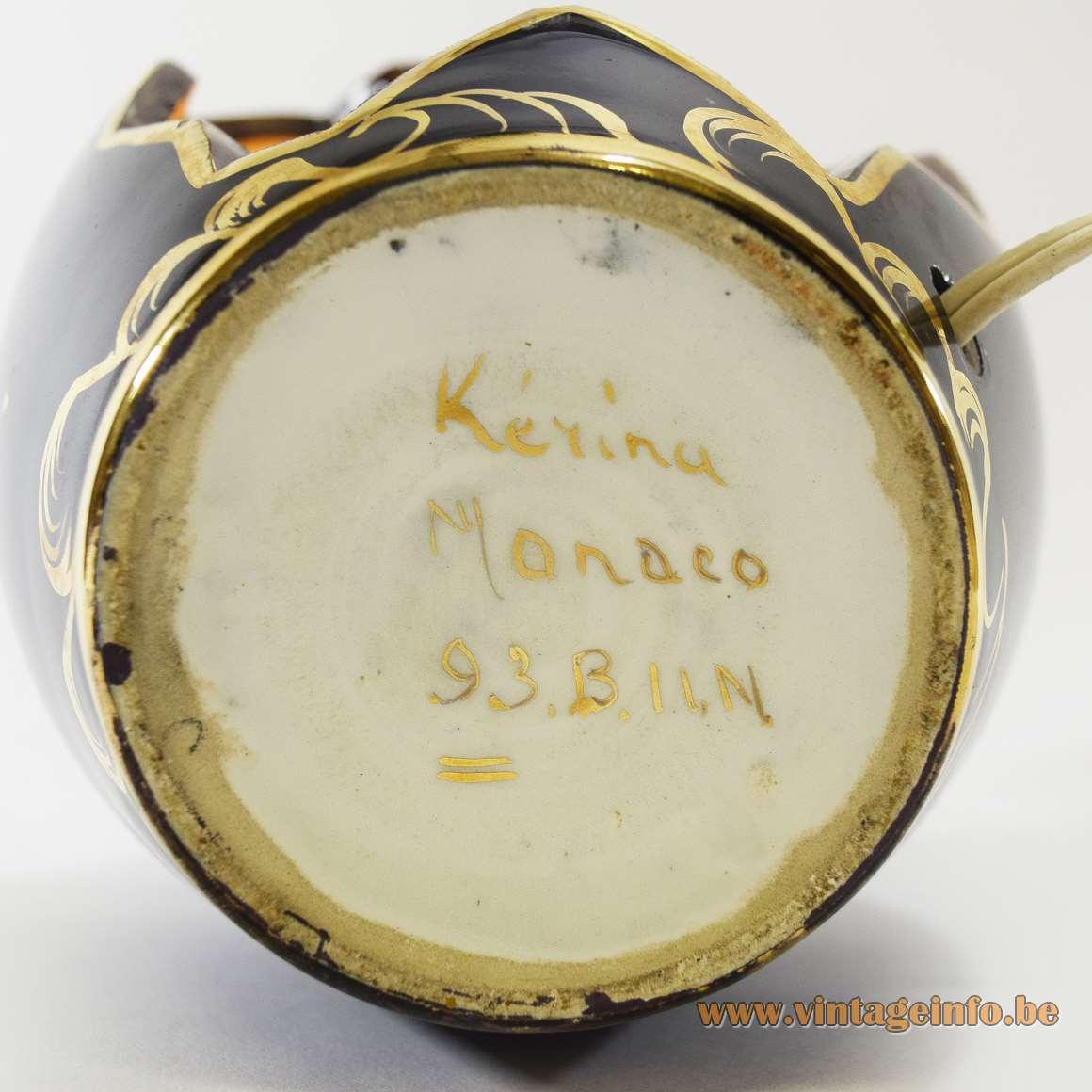 Kérina Monaco Table Lamp - Signature