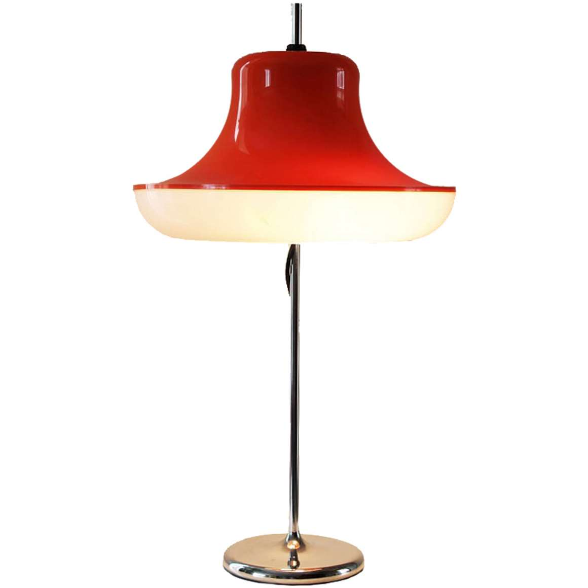 Wila 1960s Table Lamp