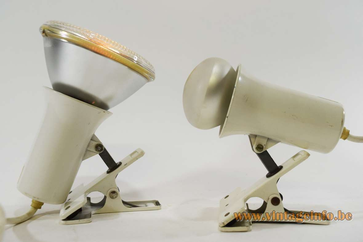 1970s Lita Clamp Spotlight