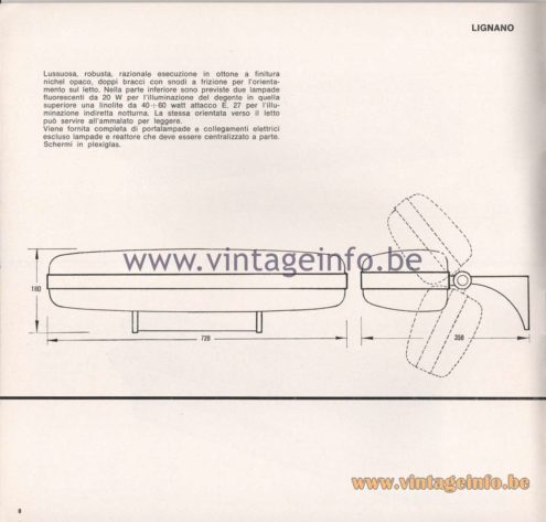 Greco Illuminazione 1965 Catalogue - page 10