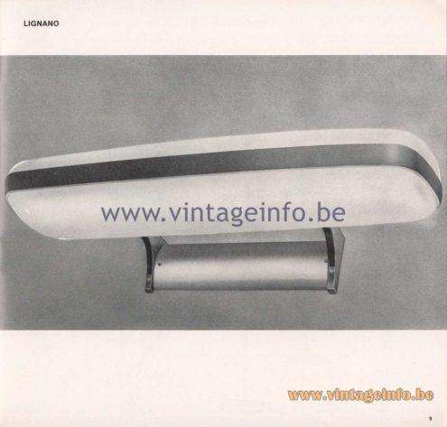 Greco Illuminazione 1965 Catalogue - page 11