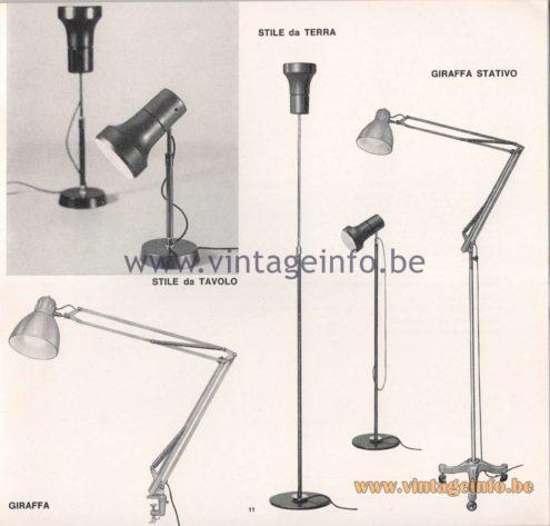 Greco Illuminazione 1965 Catalogue - page 13