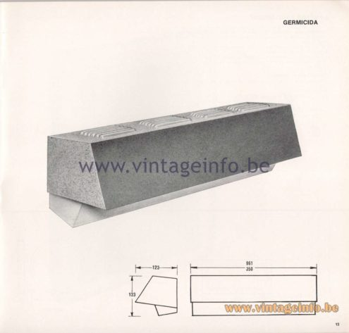 Greco Illuminazione 1965 Catalogue - page 15