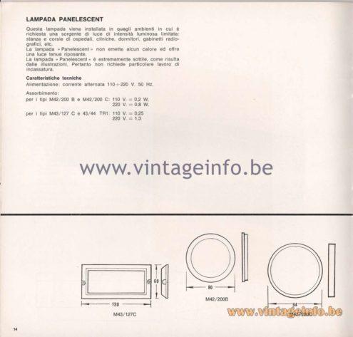 Greco Illuminazione 1965 Catalogue - page 16