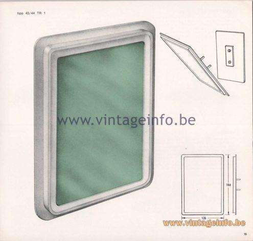 Greco Illuminazione 1965 Catalogue - page 17