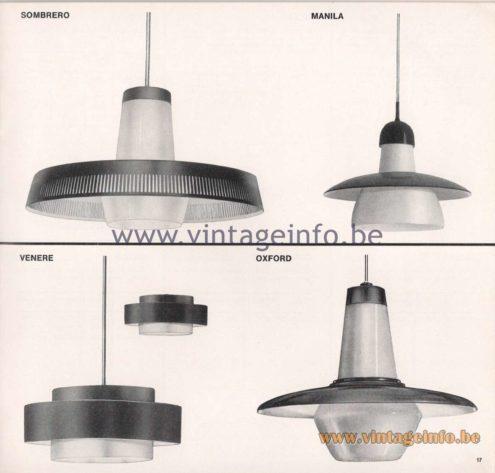 Greco Illuminazione 1965 Catalogue - page 19