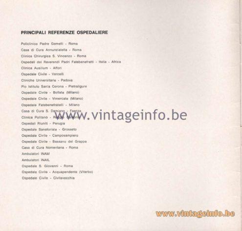 Greco Illuminazione 1965 Catalogue 114 - 1965 - page 2