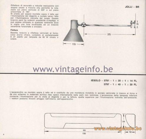Greco Illuminazione 1965 Catalogue - Page 6