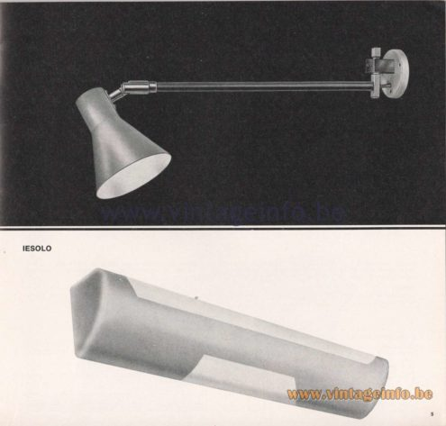 Greco Illuminazione 1965 Catalogue - page 7