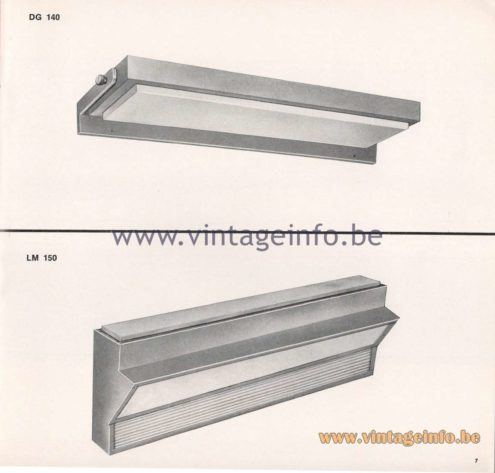 Greco Illuminazione 1965 Catalogue - page 9