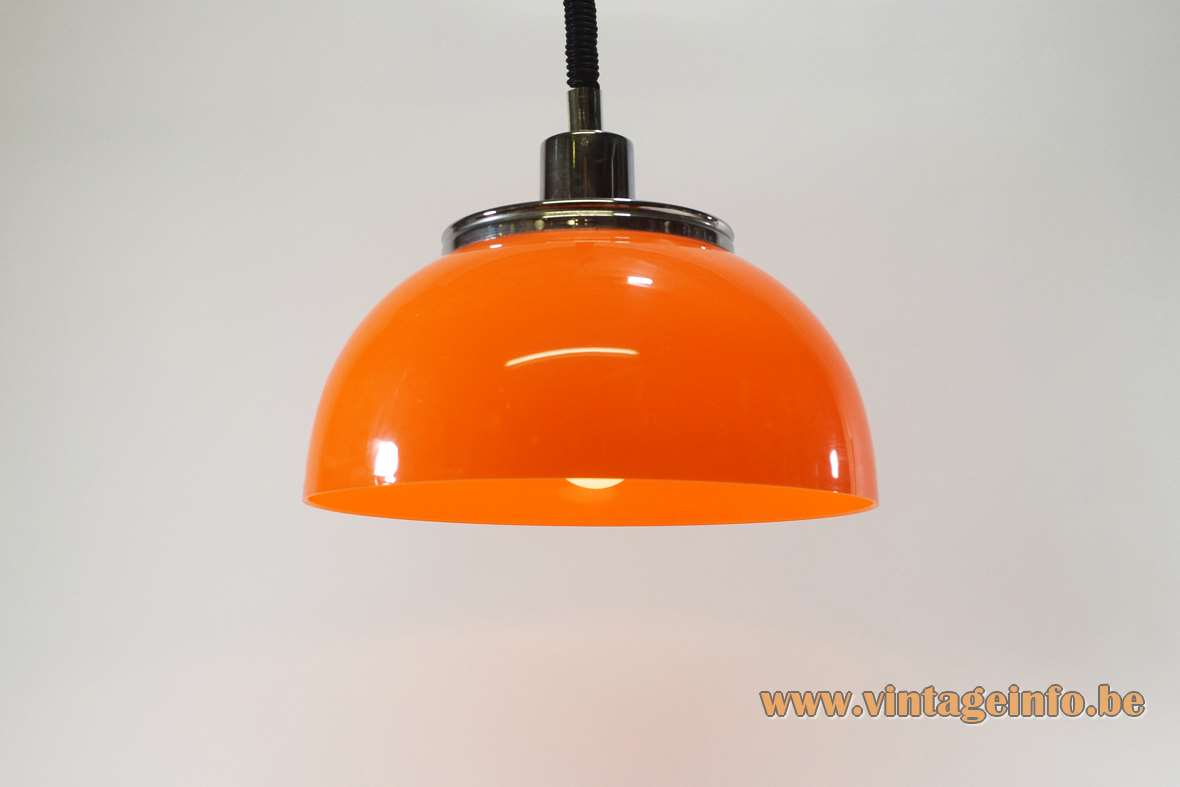 Harvey Guzzini Faro Rise & Fall Pendant Lamp