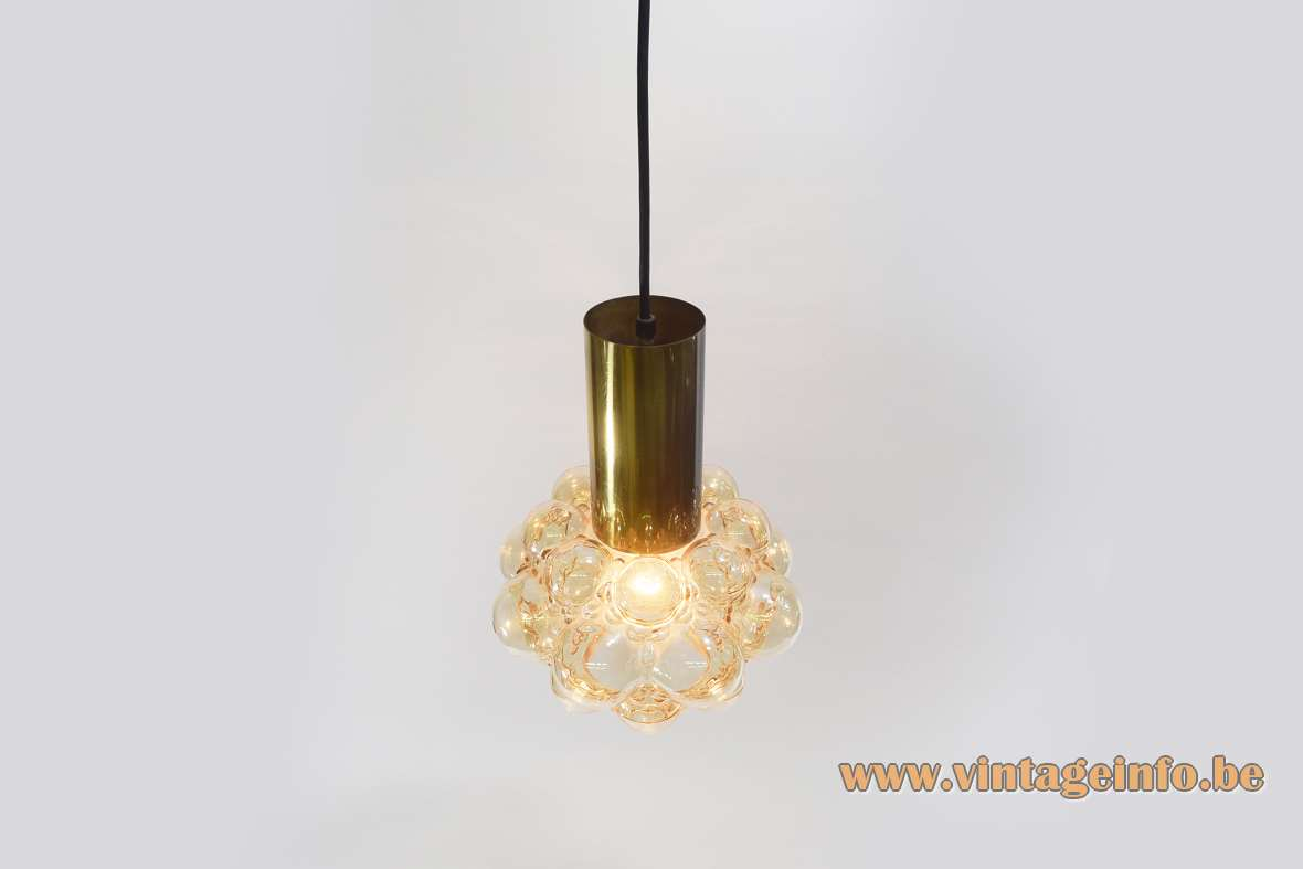 Helena Tynell Bubble Glass Pendant Lamp