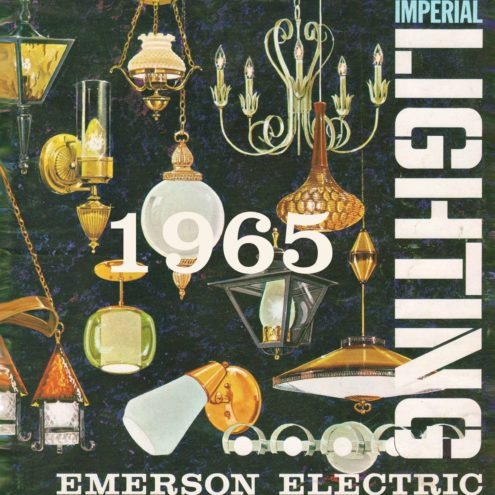 Imperial Lighting - Emerson Electric - 1965 Catalogue