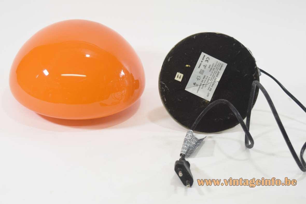 Linhai Junis Lighting Touch Table Lamp JY-31
