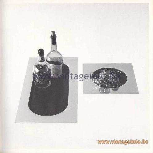 Quattrifolio Design Catalogue 1973 - Biscotto& Platocontainer tray