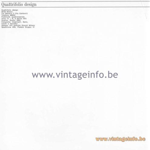 Quattrifolio design