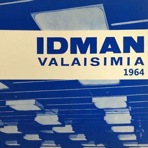 Idman Lighting Catalogue 145 - 1964