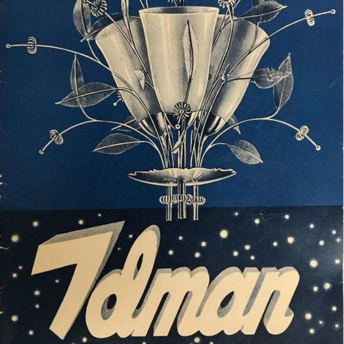 Idman Lighting Catalogue 136 - 1954
