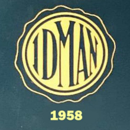 Idman Lighting Catalogue 142 – 1958