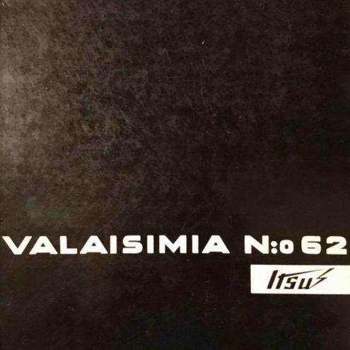 Itsu Oy 1961 Lighting Catalogue