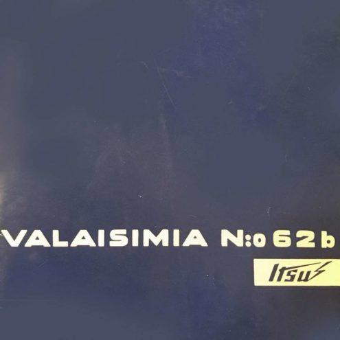 Itsu Oy 1963 Lighting Catalogue