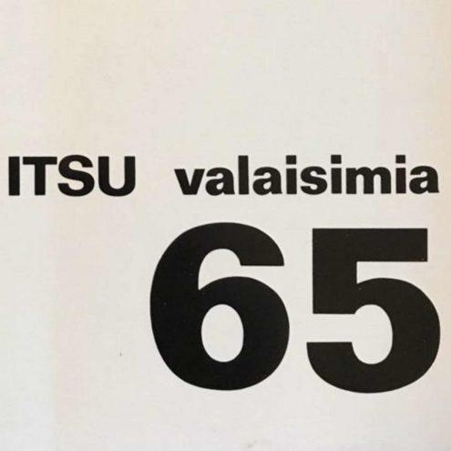 Itsu Oy 1965 Lighting Catalogue