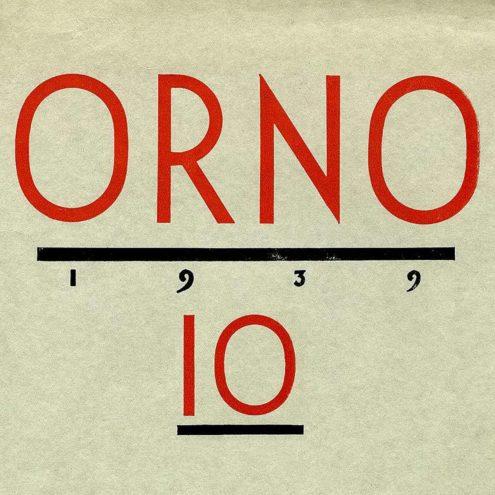 Orno 1939 Lighting Catalogue 10