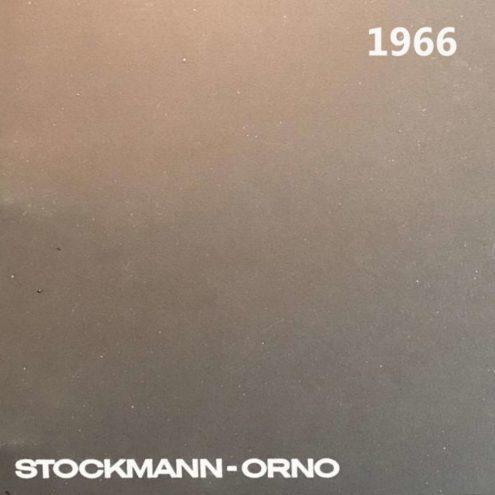 Stockmann Orno 1966 Lighting Catalogue