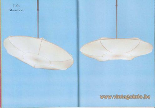 Ufo Pendant Lamp – Mario Falci