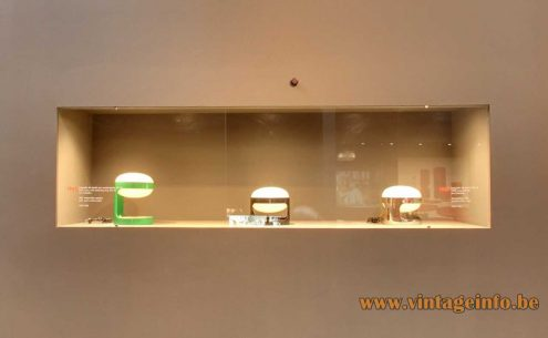 Joe Colombo Lamps - Kartell Museum