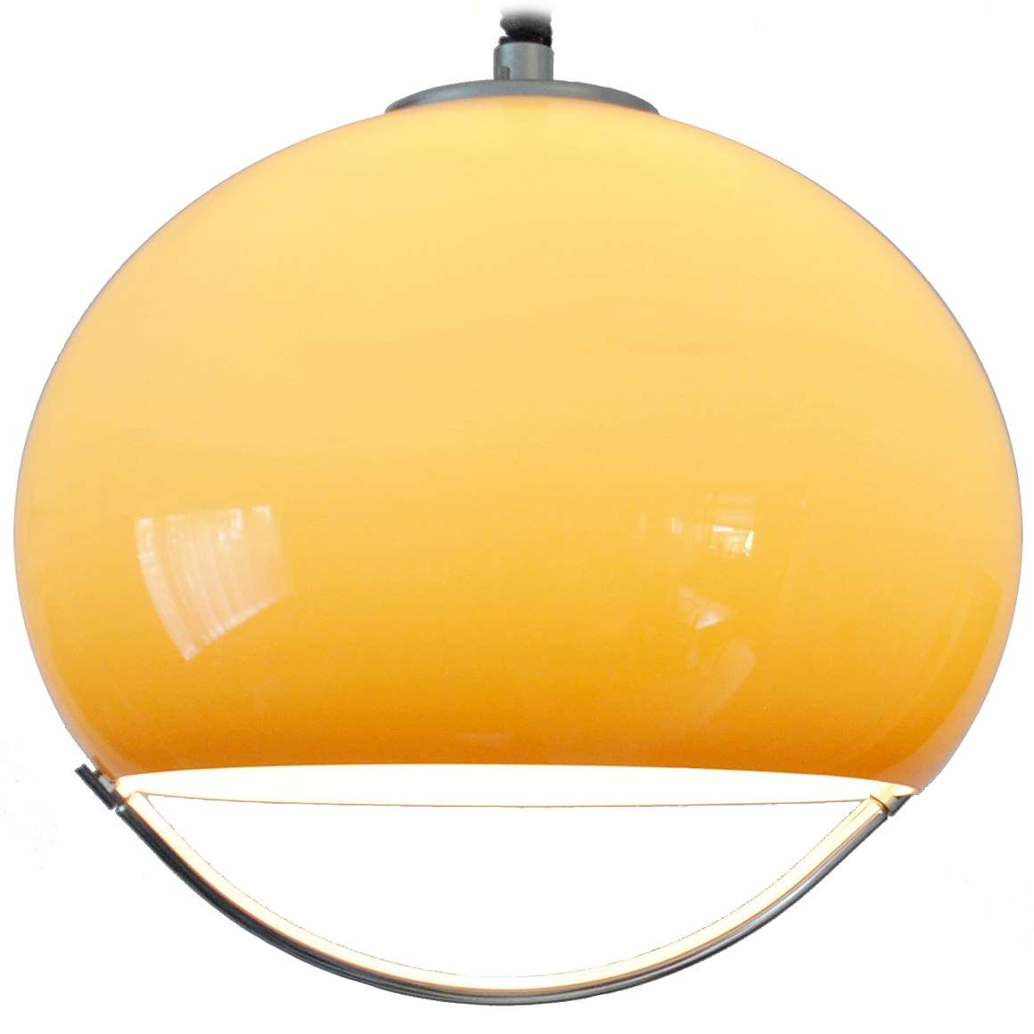 Harvey Guzzini Jolly Pendant Lamp Vintage Info All