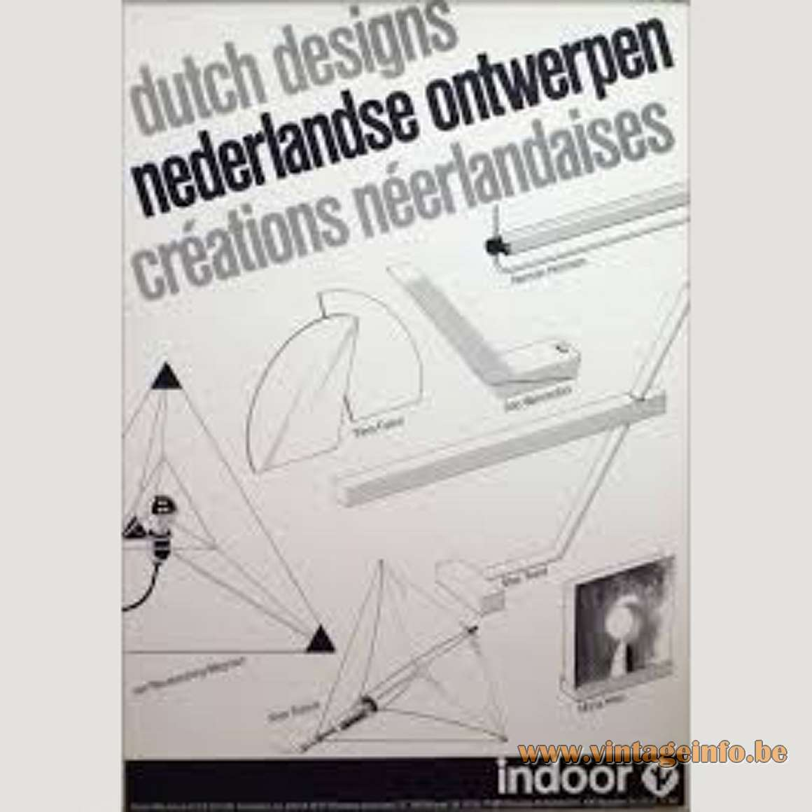 Indoor deLamp - Advertisment - Dutch Designs