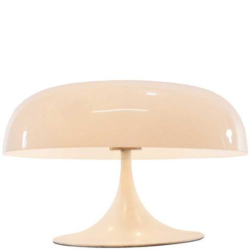 Artemide Nesso style table lamp Chinese design copy by Giancarlo Mattioli & Gruppo Architetti Urbanisti Città Nuova