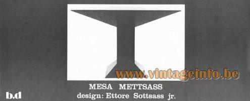 BD Design Barcelona 1970s Logo